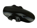 Front Fender in Glossy Plain Weave Carbon Fiber for Ducati Scrambler Cafe Racer