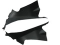 Air Duct Covers in Matte Plain Weave Carbon Fiber for Ducati Panigale 899, 959, 1199,1299