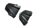 Glossy Plain Weave Carbon Fiber Engine Covers for Yamaha MT-01 2006-2010