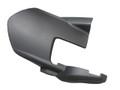 Rear Hugger for Kawasaki Z 1000 2010-13 in Matte Plain Weave Carbon Fiber