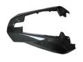 Glossy Plain Weave Carbon Fiber Tail Section for Kawasaki Z 1000 2010+