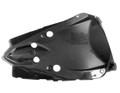 Glossy Plain Weave Carbon Fiber Tail Fairing Underside for Kawasaki Z 750 07-11, Z1000 07-09
