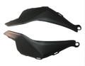 Matte Twill Weave Carbon Fiber Side Tank Covers for Honda CBR 1000RR 12-16