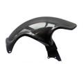 Glossy Twill Weave Carbon Fiber Rear Hugger for BMW K1300S, K1300R, K1200S, K1200R