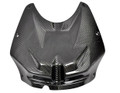 Glossy Twill Weave Carbon Fiber Tank Cover for BMW S1000RR 09-11