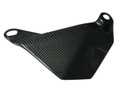 Glossy Plain Weave Carbon Fiber Bottom Chain Guard for Aprilia RSV Mille 98-03, Tuono 02-05