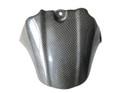 Glossy Plain Weave Carbon Fiber  Rear Hugger for Suzuki GSXR 1000 05-08