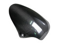 Glossy Twill Weave Carbon Fiber  Front Fender for Ducati Hypermotard 1100