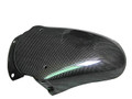 Fender Rear Section in Carbon with Fiberglass for Triumph Sprint St  05-09