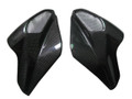 Air Intake Covers for MV Agusta Brutale 2004-2009 in Glossy Plain Weave Carbon Fiber