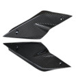 Tail Side Fairings in Glossy Twill Weave Carbon Fiber for KTM 1290 Superduke R
