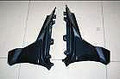 Side Panels in Carbon with Fiberglass for Triumph Tiger Explorer 1200 2012+