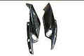 Front Fairing Sides in 100% Carbon Fiber for Kawasaki Z750R 07-12