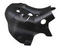 Exhaust Cover ( 2nd Gen.) in Matte Twill Weave Carbon Fiber for Ducati Panigale 899,1199