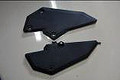Fairing Inner Panels in Carbon with Fiberglass for Kawasaki Ninja 300, 250R 2013+