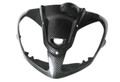 Glossy Twill Weave Carbon Fiber  Top Fairing for Aprilia Tuono 06-10