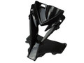 Upper Fairing Stay Bracket in Twill Glossy Weave Carbon Fiber for BMW S1000RR 2015+