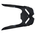Front Fairing Base in Glossy Plain Weave Carbon Fiber for Kawasaki ZX10R 2010
