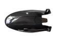 Rear Hugger in Glossy Twill Weave Carbon Fiber for KTM Duke 125, 200 & 390 2011-2016