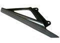 Chain Guard in Glossy Plain Weave Carbon Fiber for Benelli Tornado