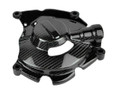 Clutch Cover Cover in Glossy Twill Weave Carbon Fiber for Yamaha R1 2015+, FZ-10/MT-10 2017+