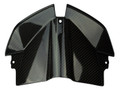 Dash Panel in Glossy Twill Weave Carbon Fiber for BMW S1000XR