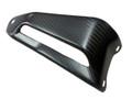 Exhaust Holder in Matte Twill Weave Carbon Fiber for KTM 1290 Super Duke R