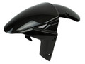 Front Fender in Glossy Twill weave Carbon Fiber for Kawasaki ZX10R 2016+