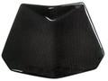 Front Fairing Light Cover in Glossy Plain Weave Carbon Fiber for Husqvarna Nuda 900/R 2012-2013