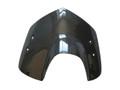Glossy Plain Weave Carbon Fiber Windshield for BMW K1200R, K1300R
