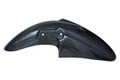 Front Fender in Glossy Plain Weave Carbon Fiber for Suzuki GSF1200 00-05, GSF600 2000+, GSF650 05-06, RF900