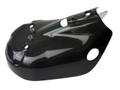 Exhaust Cover (Heat Foil) in Glossy Plain Weave  Carbon Fiber for Ducati Panigale 959, 1299