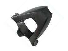 Glossy Plain Weave Carbon Fiber Rear Hugger for BMW S1000RR, S1000R