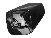 Seat Cowl in Glossy Plain Weave Carbon Fiber for Triumph Speed Triple 1050R 2016+
