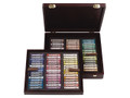 Rembrandt Wooden Box with 90 Whole Portrait Pastels