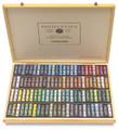 Sennelier Wooden Box with 100 Landscape Whole Pastels