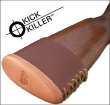 Kick Killer Slip-On Recoil Pad with Lace-Up Closure