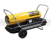 Master B100 CED Direct Oil Fired Portable Heater 29kw Dual Voltage