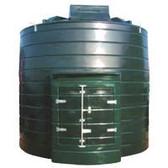 Atlantis V15000B Bunded Oil Tank With Installation Kit (15000 litres)