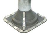 DC107B Black EPDM Dektite Combo 150-280mm Pipe External Diameter