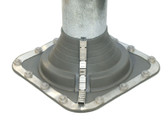 DC103G Grey EPDM Dektite Combo 5-127mm Pipe External Diameter