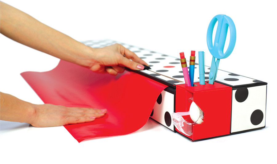 """DOTS 30"""" Gift Wrapping Station"""
