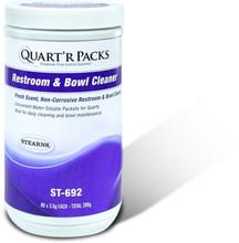 Quartr Packs Restroom and Bowl Cleaner
