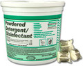 Powdered Detergent Disinfectant Small Tub