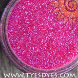 Pretty Pink Glitter by Art Glitter, No Acrylic added