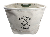 6006T-TH - Canvas Bolt Bag w/Tape Holder - Rudedog USA