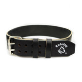 "3019 - 2 1/2"" Leather Belt - Rudedog USA"