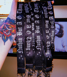 Nuthin But A G Thang Lanyard (Black)