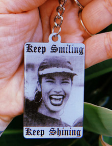 Keep Shining Keychain