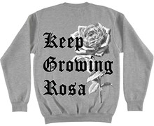 Keep Growing Rosa Crewneck